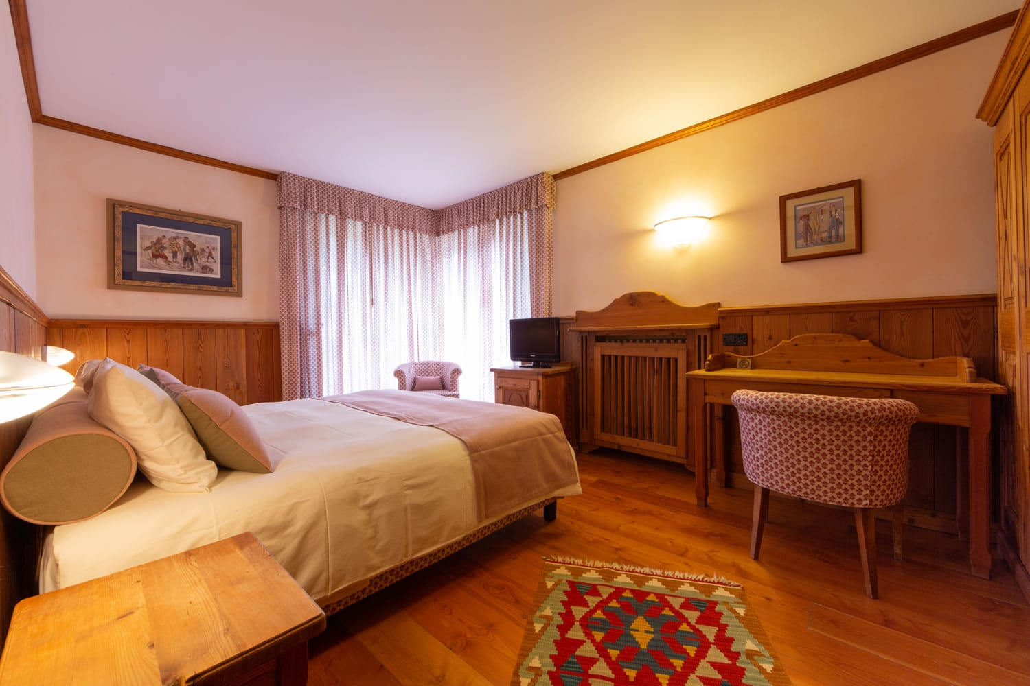 Hotel Bouton d'Or - Le camere