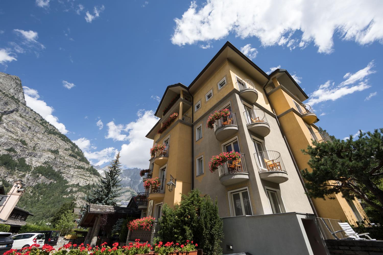 Hotel Bouton d'Or - Jardin