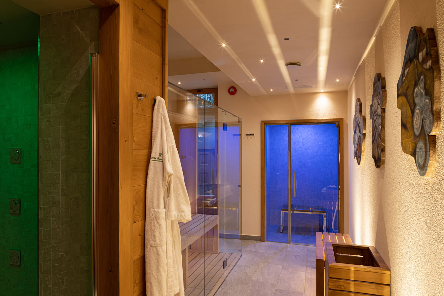 Hotel Bouton d'Or - Wellness