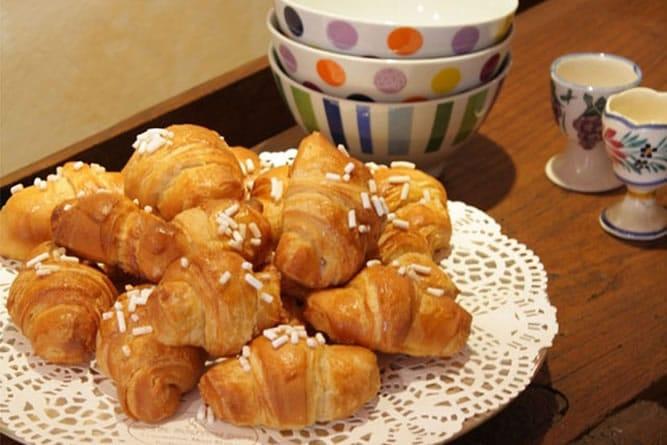 Hotel Bouton d'Or - La colazione